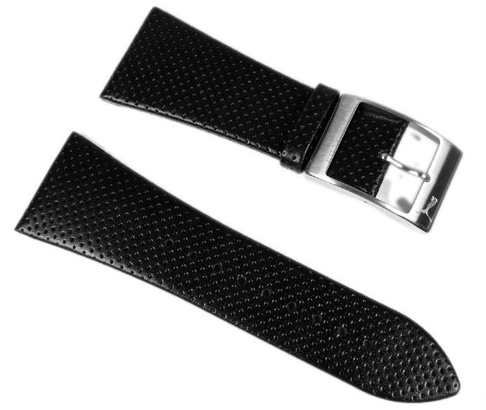 puma uhrenarmband schwarz