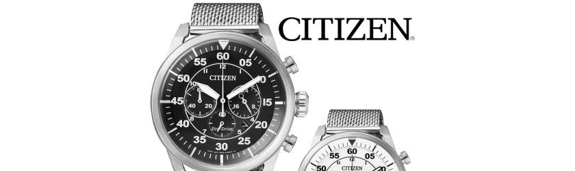 Uhren der Marke Citizen