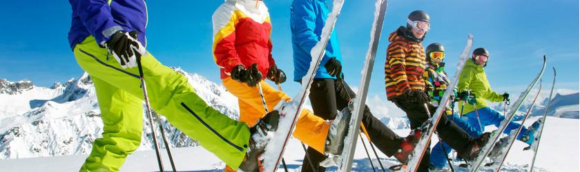 Armbanduhren für den Wintersport
