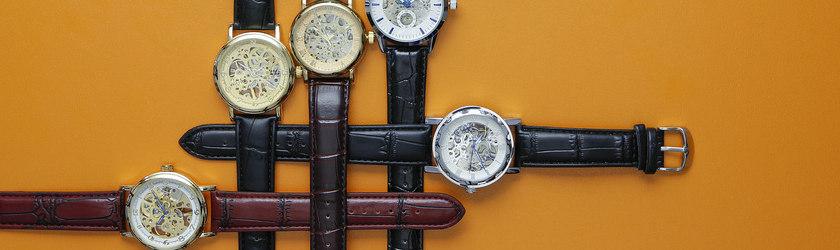 Stabile Uhrenarmbänder