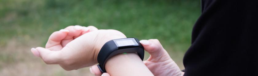 Kalorienzähler Uhrenarmbänder Fitnessarmbänder
