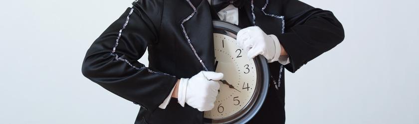 Der Uhrensammler